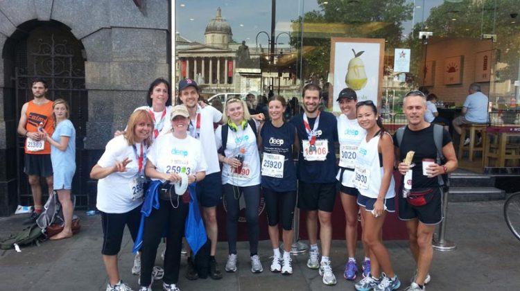 British 10k Run 2013