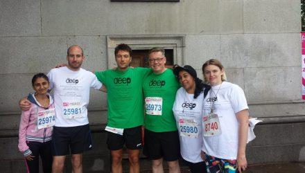 British 10k Run 2014