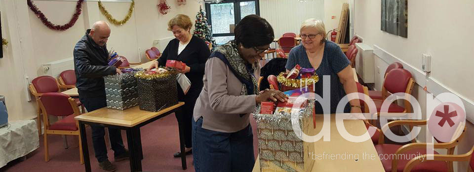 In-Deep - Christmas Hampers Scheme