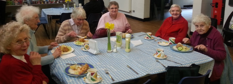 Over 50s Luncheon