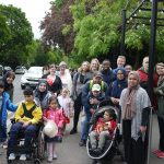 In-deep's Music therapy children and families trip to London Zoo